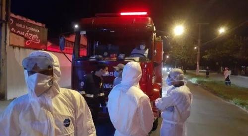 Atenção! Muito Cuidado: Pacientes de 35 e 20 anos fogem de isolamento do Covid-19 em hospital municipal em Ji-Paraná