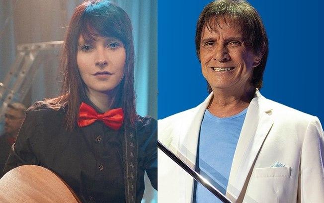 Ex-The Voice pode ser a nova namorada de Roberto Carlos