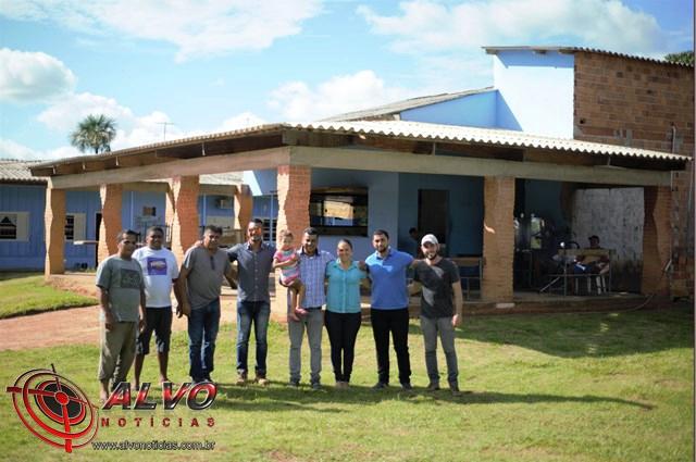 Ji-Paraná - Centro de Recuperação disponibiliza vaga para dependente químico de Alvorada do Oeste e tenta firmar parceria