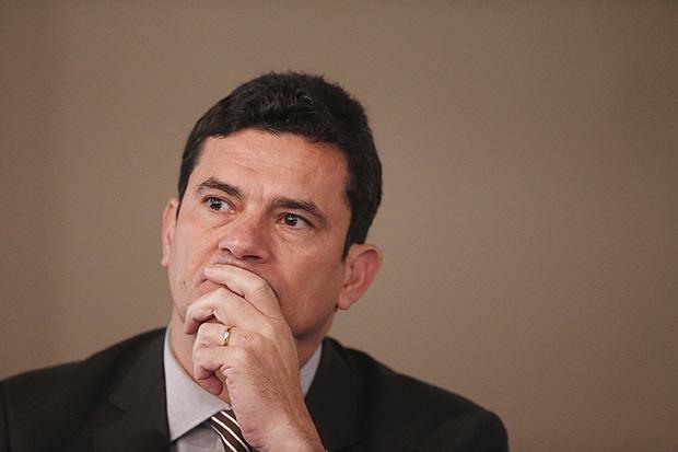 Sérgio Moro diz que está 'perplexo' com a morte do ministro Teori; ouça