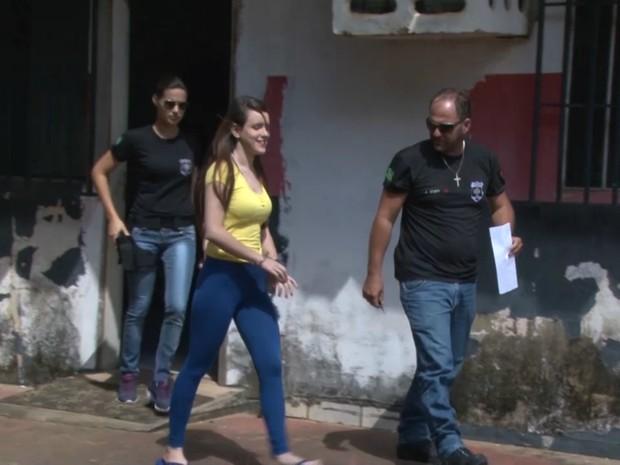 Rondônia - Suspeita de matar ex no sexo faz primeiro exame de sanidade