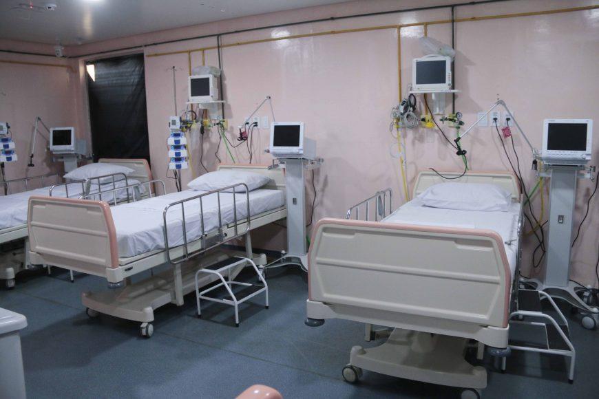 Rondônia tem hospital de campanha com estrutura permanente, usina de oxigênio e equipamentos completos para combater à Covid-19