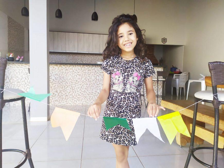 Escola de Cacoal mantém vivas tradições juninas entre alunos, pais e avós, e fará festa virtual no dia 30
