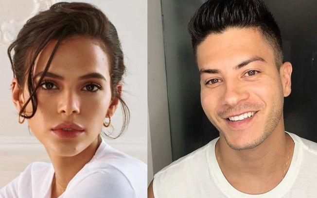 Leo Dias diz que Marquezine ficou com Arthur Aguiar e ela rebate: