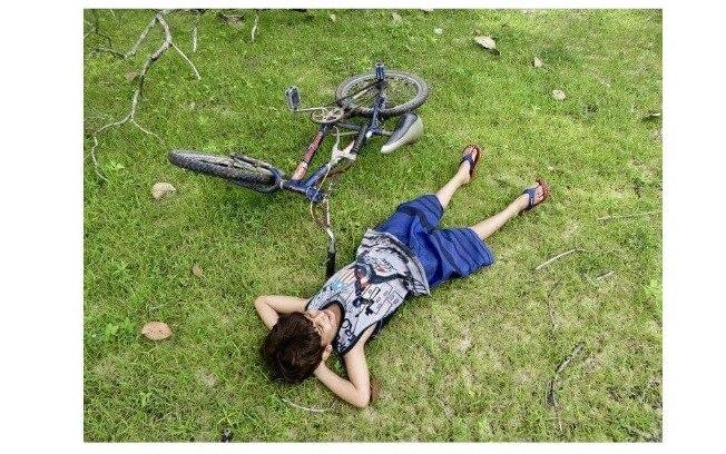 Crianças registram o isolamento em concurso de fotografia online; veja as fotos