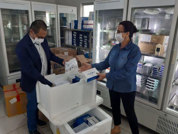 Em Rondônia, rede pública de saúde conta com testes rápidos para HIV, sífilis e hepatites B e C