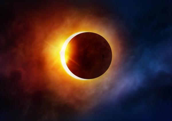 1° Eclipse do ano será no domingo saiba quando e onde será visto