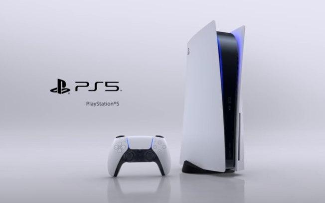 Caixa dos jogos do PlayStation 5 tem design revelado; veja a foto