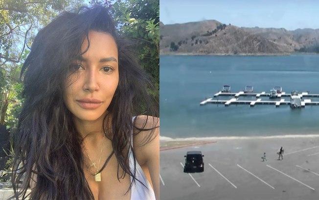 Polícia divulga vídeo de atriz de