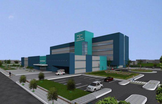 Trâmites do projeto do novo Hospital de Urgência e Emergência de Rondônia seguem em ritmo acelerado