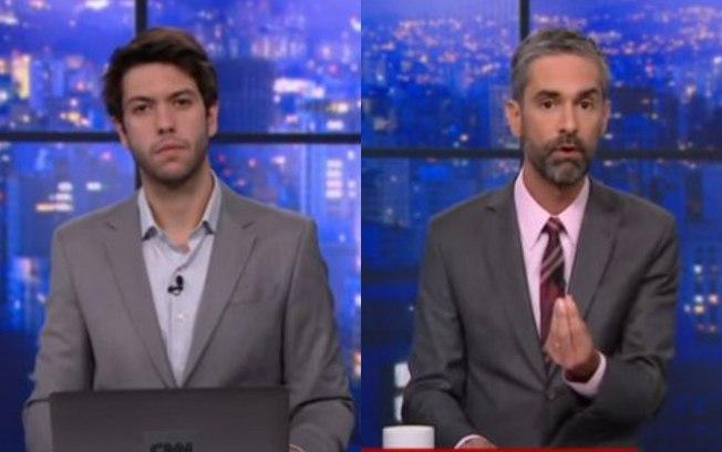 Apoio da CNN a Coppola poderia explicar saída de Botelho do Grande Debate