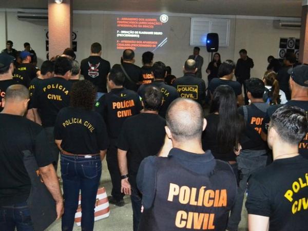 Agentes são presos por liberar 'saidinhas' e churrasco a apenados