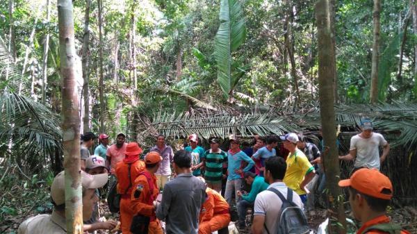 Rondônia - Jovem é resgatado após ficar perdido na mata por 6 dias: 'pensei que ia morrer', diz