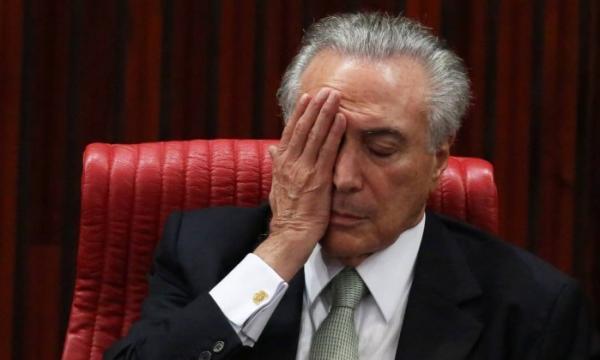 Deputado da Rede protocola pedido de impeachment de Temer