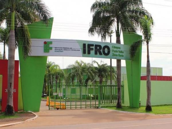 Inscrições para as 238 vagas do IFRO estão nos últimos dias
