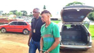 Foragido da justiça de Alvorada do Oeste é preso em Mirante da Serra pela Policia Civil