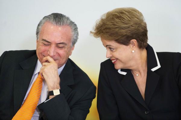 TSE rejeita cassar a chapa de Dilma, e Temer segue no poder