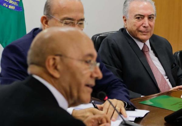 Rondônia - Governador Confúcio Moura recusa convite para jantar com Temer