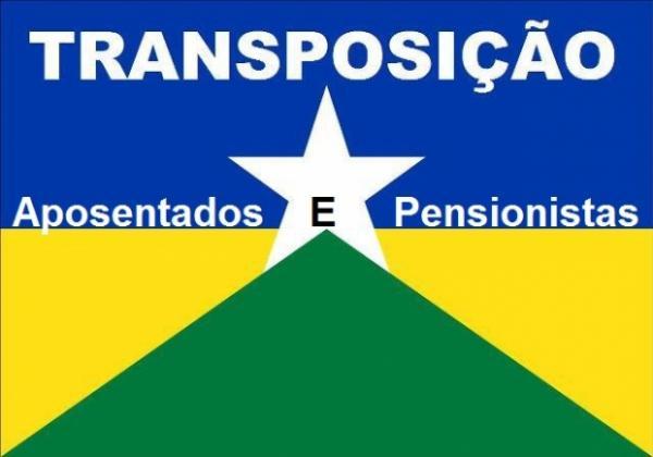 TRANSPOSIÇÃO - SINTERO entra com recurso para manter aposentados transpostos na folha da União em Rondônia
