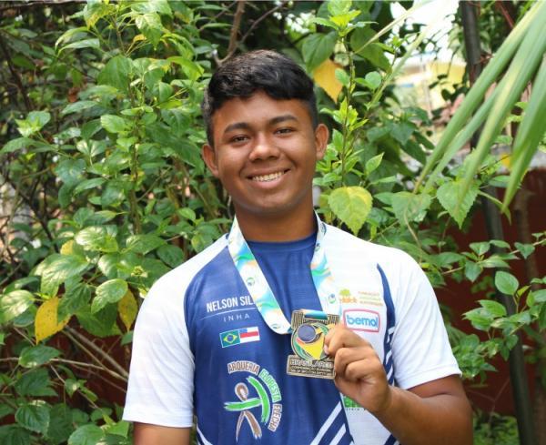 Indígena do Amazonas representa o Brasil no Mundial de tiro com arco