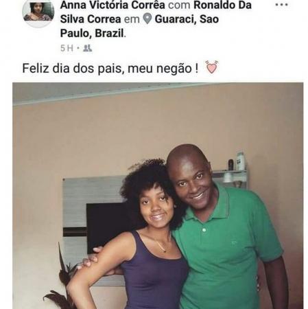 Jovem postou homenagem ao pai minutos antes dela e da mãe serem mortas por ele