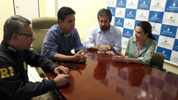 Eletrobras garante licitar Linhão da BR-429, de Médici a Costa Marques, até final de setembro