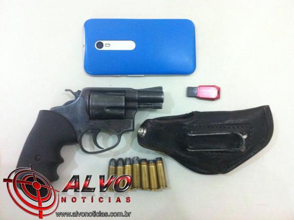 Alvorada do Oeste - Polícia civil prende suspeito de roubo a mercado