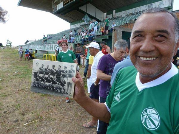 Corpo encontrado em matagal é de ex-jogador campeão pelo Grêmio, diz advogado
